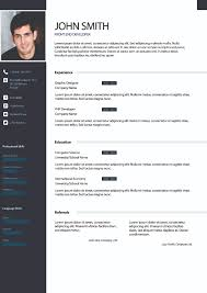 Fiverr Resume Example 24 I Will Design Resume Awesome Cv For You For 24 7