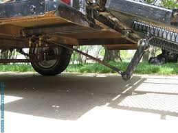 Trailer Ramp Design With Tailgate In Down Position This Is My Favorite Part Of