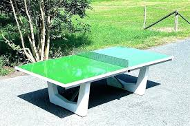outside ping pong table build a ping pong table best outdoor ping pong table outdoor ping
