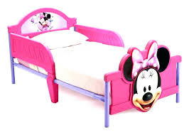 kids bed side view. Minnie Kids Bed Side View