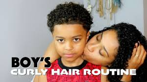Indian baby boy cute images. Boys Curly Hair Routine Youtube