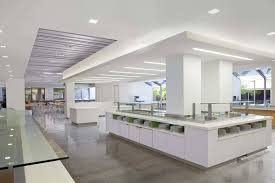 Corporate Cafeteria De Meza Architecture