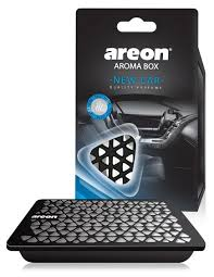 <b>AREON Ароматизатор</b> для автомобиля Box New <b>Car</b> ABC05 70 г ...