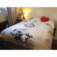 alice in wonderland themed bedding from urban outers