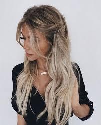 Long Wavy <b>Black</b> White Ombre Synthetic Wigs for Women <b>Princess</b> ...