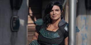 The Mandalorian's Gina Carano faces backlash for controversial Instagram  posts