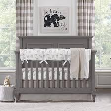 gender neutral crib bedding