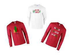 Gildan Youth Raglan Size Chart Christmas Long Sleeve Tee Choose Your Design