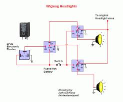 flasher relay wiring diagram Wig Wag Flasher Wiring Diagram auto flasher wiring diagram galls wig wag flasher wiring diagram