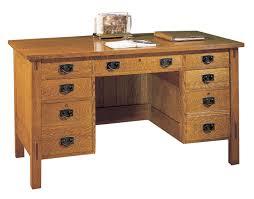 Kneehole Desk. Image ...