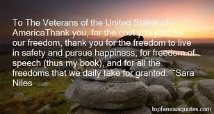 Thank You Veterans Quotes Interesting Thank You To Our Veterans Quotes Quotes