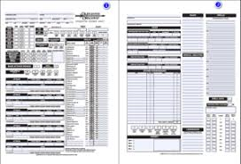 dnd 3 5 character sheet dungeons and dragons 5e character sheet editable printable