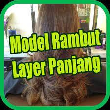 Potongan rambut layer panjang poni samping yang jadi favorit all things hair. Model Rambut Layer Panjang Fur Android Apk Herunterladen