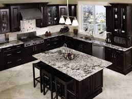 modern dark granite countertops