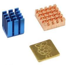 Pi-LOGO <b>Heat Sink KIT</b>, Комплект <b>радиаторов</b> с логотипом для ...