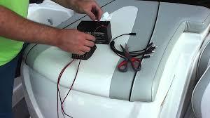 diy boat solar power solution for led lighting