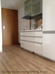 recently there is an increase in the demand of customers choosing high end resilient flooring herf for their homes as it is easy to maintain which could