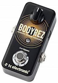 Купить <b>Педаль эффектов TC</b> ELECTRONIC BodyRez с ...