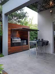 diy outdoor kitchen ideas on a budget