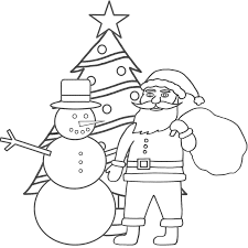 Small Picture Crayola Coloring Pages Santa ClausColoringPrintable Coloring