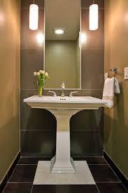 24+ Bathroom Pedestal Sinks Ideas, Designs | Design Trends ...