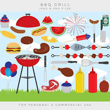 Image result for summer potluck clip art
