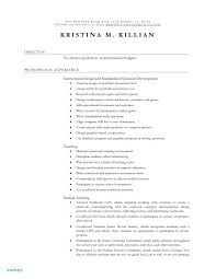 Sample Resume For Teacher With Little Experience New Resume