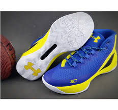 under armour shoes stephen curry 3. under armour stephen curry 3 shoes blue yellow