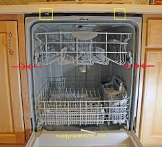 how to install ge dishwasher installing maytag dishwasher how to install dishwasher