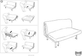 lycksele frame sofabed