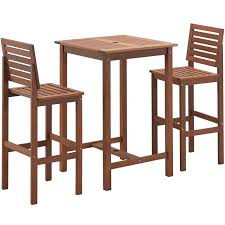 high round table pub style dining table set kitchen bistro table andchairs bar stool table set