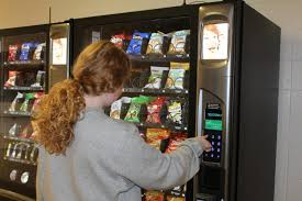 Fear Of Vending Machines Enchanting New Vending Machines On Campus The SHS Jacket Buzz
