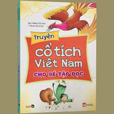 Sách - Truyện Cổ Tích Việt Nam Cho Bé Tập Đọc chính hãng