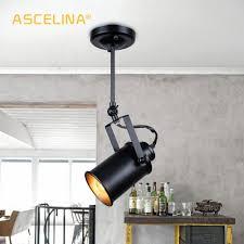 Overgave Industriële Hanglamp Vintage Loft Hanglamp Spots Amerikaanse Hanglamp Led Lamp Restaurant Cafe Bar Decoratie Audiostoretop