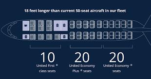 United Airlines Crj550 Seat Map Samchui Com