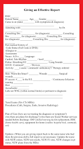 Nurse Charting Cheat Sheet Nursing Brain Cheat Sheet Giving An Effective Report