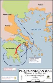 contemporary analysis of thucydides history of the peloponnesian war the devastation of the athenian plague was not anticipated as part of the war effort under the plague society entered a state of depolarization creating a