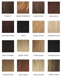 Hair Number Chart Gallery Celebrity Number One Red Hair Color Chart For 2011