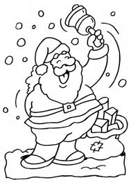 Small Picture Santa Coloring Pages Printable Santa Claus Coloring Pages