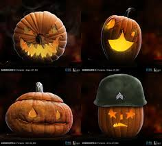 Movie Pumpkin Designs Goosebumps 2 Character Designs Bodin Sterba Design