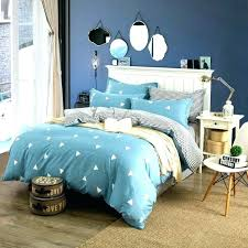 sea bedding sets bedding sets colored duvet cover mint green clean brief style sea bed sheets