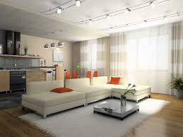 interior design lighting. interior of the stylish apartment 3d rendering design lighting h