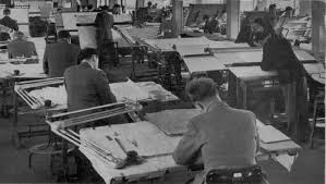 art drawing office. the development of drawing office art
