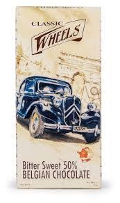 <b>Шоколад Classic Wheels темный</b> 50% какао — купить по ...
