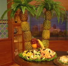 AllAmerican Tree FruitsFresh Fruit Tree Display