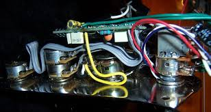 woody s n tune onboard digital guitar tuner installation page the modified wiring setup for the 2000 series fender american deluxe jazz bass 5