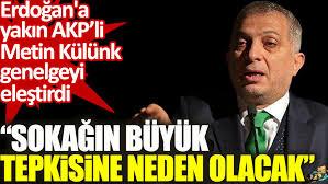 127.768 beğenme · 8.339 kişi bunun hakkında konuşuyor. Erdogan A Yakin Akp Li Metin Kulunk Genelgeyi Elestirdi Sokagin Buyuk Tepkisine Neden Olacak