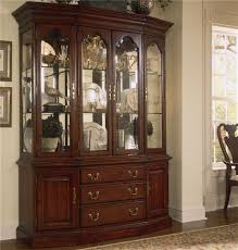 American Drew Cherry Grove 45th Canted China Cabinet - Item Number: 792-830R