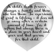 Loss Of Child on Pinterest | Child Loss, Grieving Mother and ... via Relatably.com