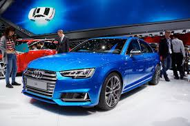 new car launches in germany2015 Audi S4 Sedan and Avant Launched in Germany with 354 HP Turbo
